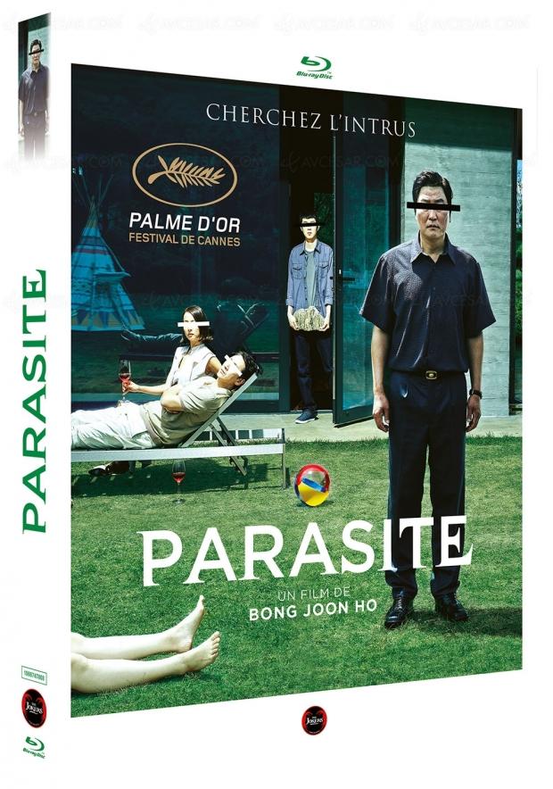 Sortie en deux temps pour Parasite, dont un 4K Ultra HD en février 2020