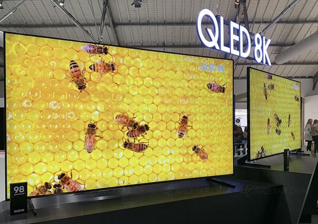 Samsung Dual LED TV, présentation au CES de Las Vegas 2020 ?