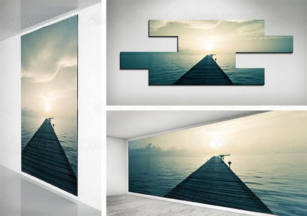 TV Micro LED Samsung The Wall Luxury Ultra HD/8K 292'' (742 cm) et 120 Hz : 1,323 million d'euros