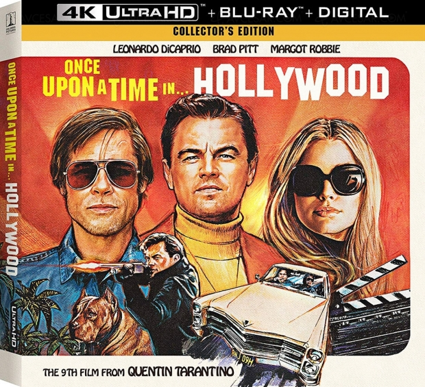 Once Upon a Time… in Hollywood, deux versions 4K Ultra HD mais…