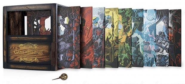 Coffret Game of Thrones intégral 8 saisons : le 3 décembre à 300 €