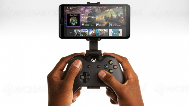 Votre Xbox One, serveur streaming pour smartphone et tablette