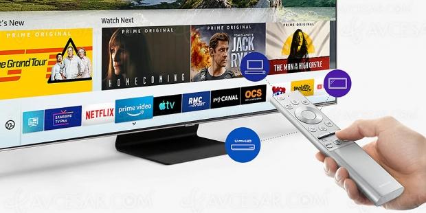 Smart TV Tizen Samsung, bientôt intégré dans des TV d'autres marques ?