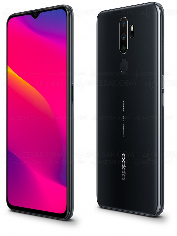 Smartphone Oppo A5 2020 : quadruple capteur et grand écran pour un prix contenu, bis