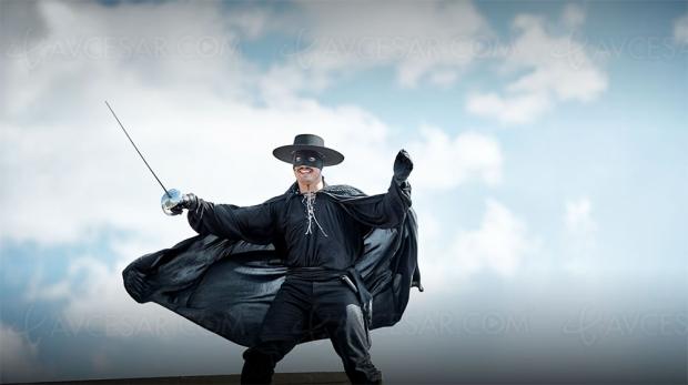 Zorro sera une fille dans le futur reboot de CBS Studio