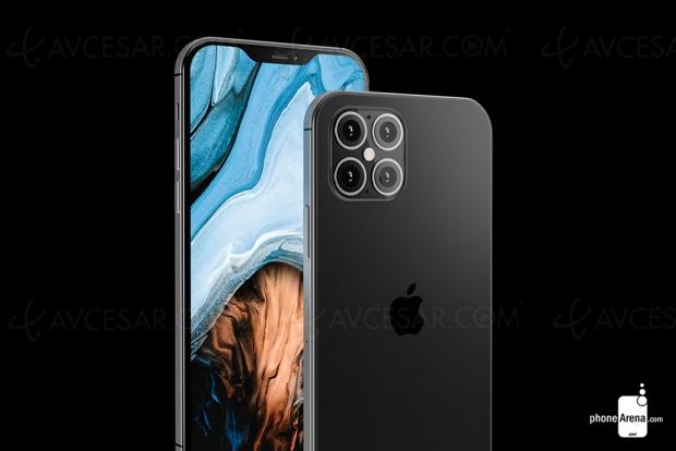 L'iPhone 12 ressemblera‑t‑il à ça ?