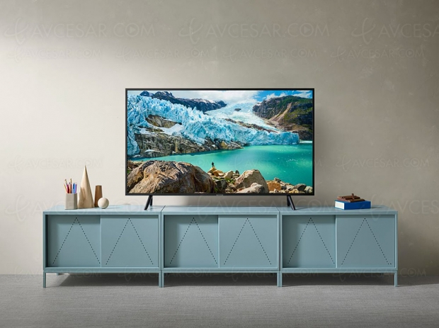 TV LED Ultra HD Samsung RU7105 43''/50