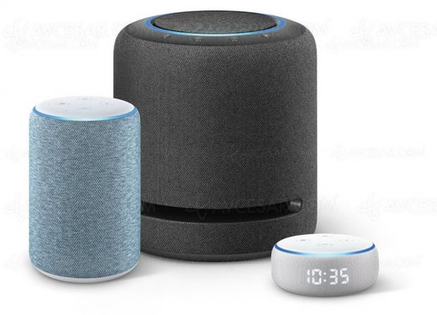 Enceintes Amazon Echo + Fire TV Stick 4K : nouvelle fonction Home Cinéma disponible