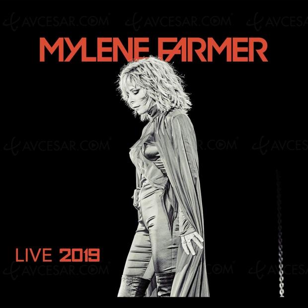 Mylène Farmer 2019 le film, sortie 4K Ultra HD et Collector limité le 6 décembre