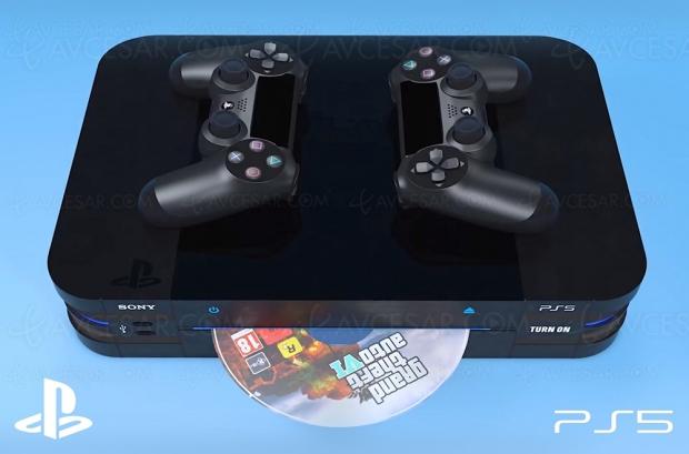 PlayStation 5 et GTA VI, images et vidéo concept
