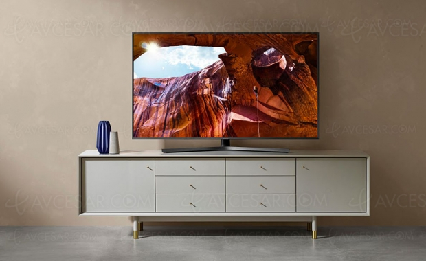 TV LED Ultra HD Samsung RU7405 43''/50