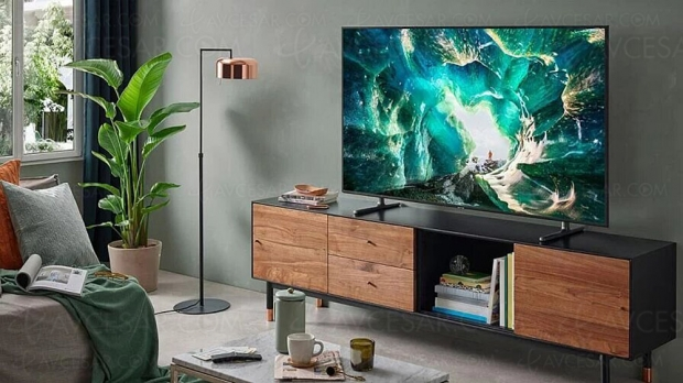 TV LED Ultra HD Samsung RU8005 43''/55