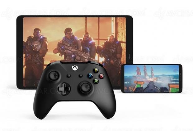 Microsoft xCloud, sortie en 2020, aussi sur PC et iOS