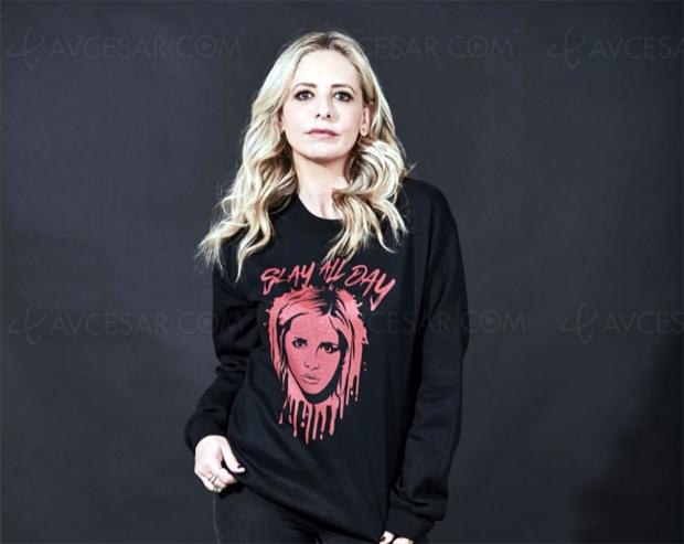 Sarah Michelle Gellar (Buffy contre les vampires) revient dans une mini‑série