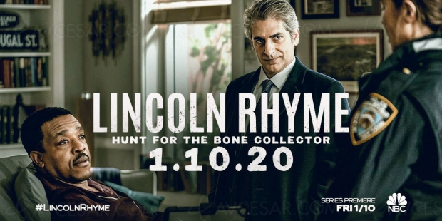 Lyncoln Rhyme, l'adaptation série de Bone Collector (bande-annonce)