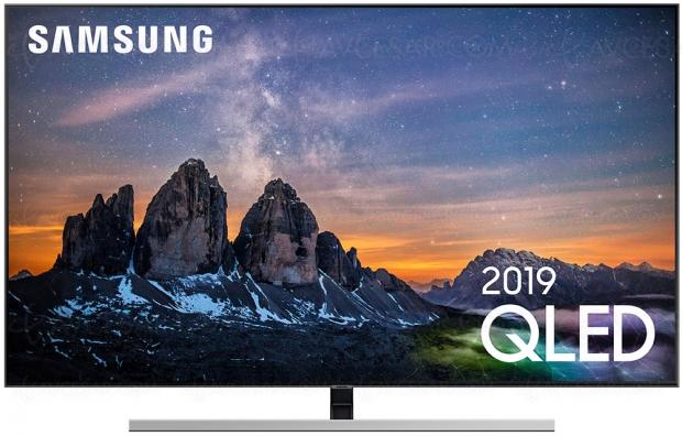 Black Friday 2019 > TV LED Ultra HD/4K Samsung QE55Q80R à 1 199 € soit 600 € de remise
