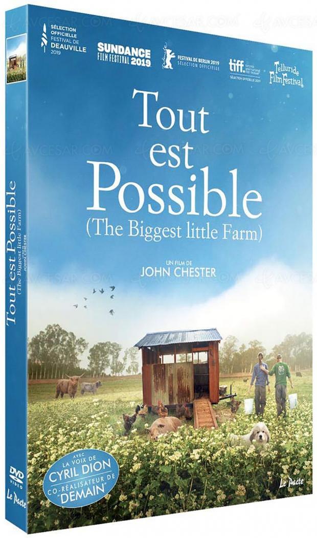 Tout est possible : récit intime d'un retour à la nature filmé sur 8 années