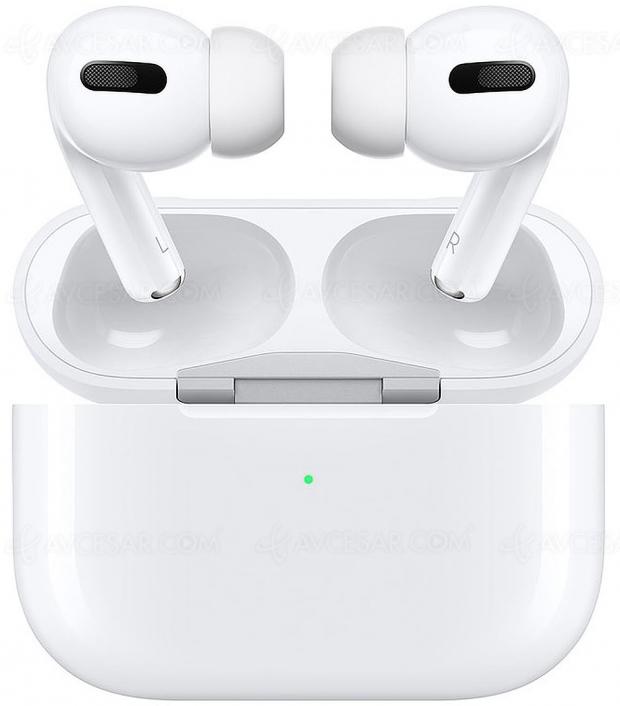 Black Friday 2019 > Apple AirPods à 139,99 € soit 23,5% de remise