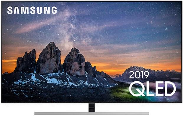 Black Friday 2019 > TV QLED Samsung QE55Q80R à 999 € soit 44% ou 800 € de remise
