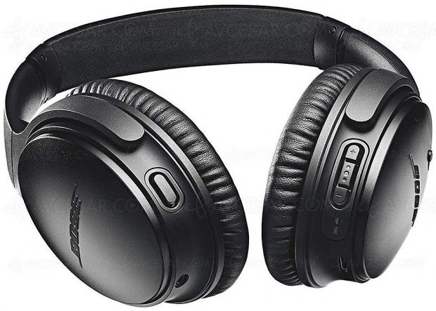 Black Friday 2019 > Amazon, Bose QuietConfort 35 II Bluetooth, Alexa et réduction active de bruit