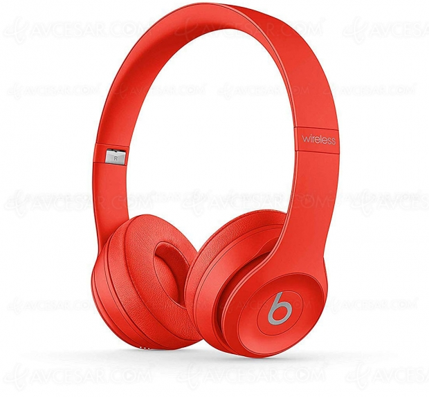 Black Friday 2019 > Amazon, casque Bluetooth Beats Solo 3 à 149,99 € soit -50% de remise