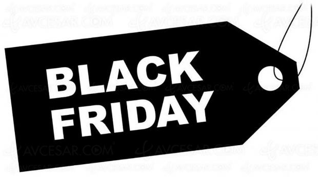 Black Friday 2019 > Les meilleures offres, mises à jour en direct par la rédaction d'AVCesar.com