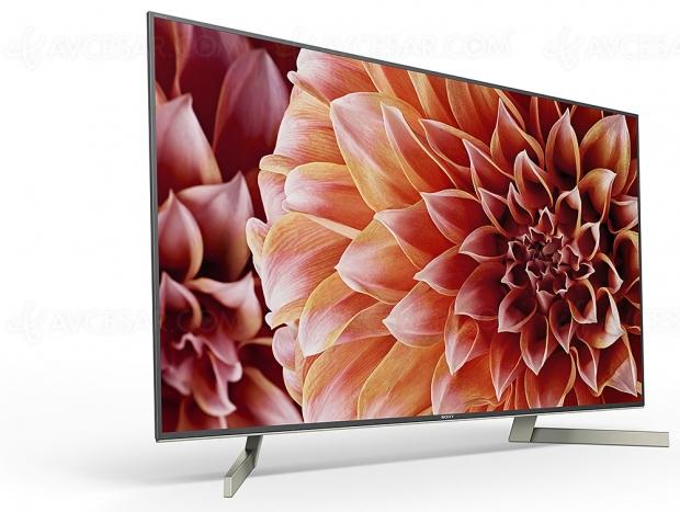 Black Friday 2019 > TV LED Sony 55XF9005 à 915,89 € soit 29% de remise
