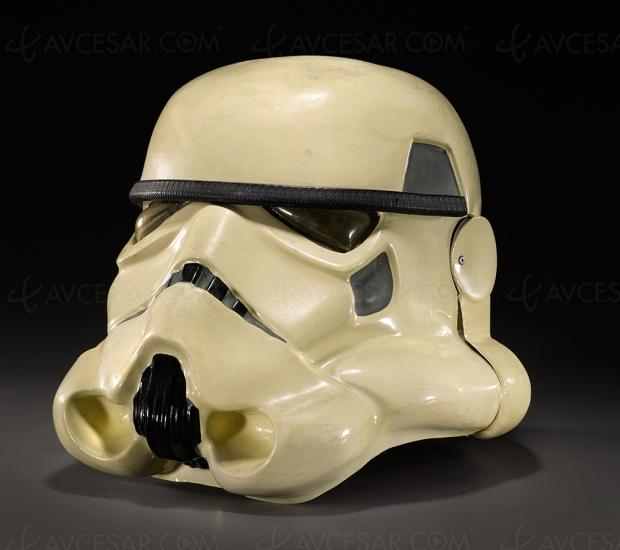 Enchères Star Wars, la trilogie originale à l'honneur chez Sotheby's