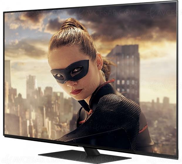 Cyber Monday 2019 > TV Oled Panasonic TX‑65FZ800 à 1 790 € soit 200 € de remise
