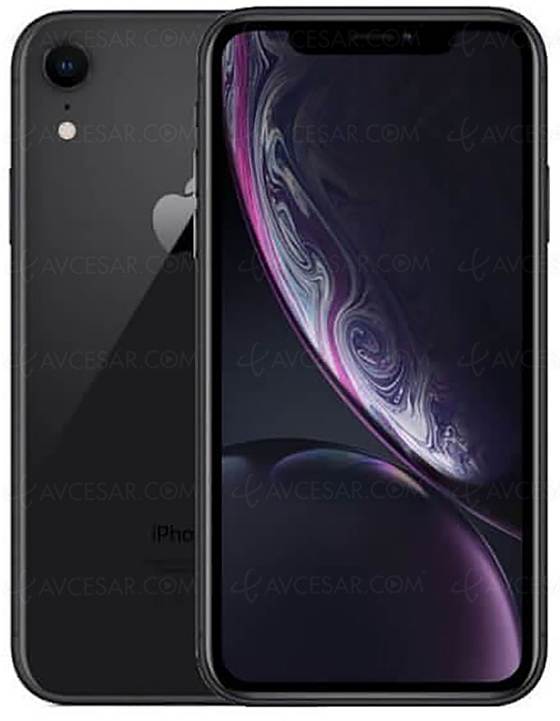 Cyber Monday 2019 > iPhone XR 64 Go à 569 €, soit 281 € de remise