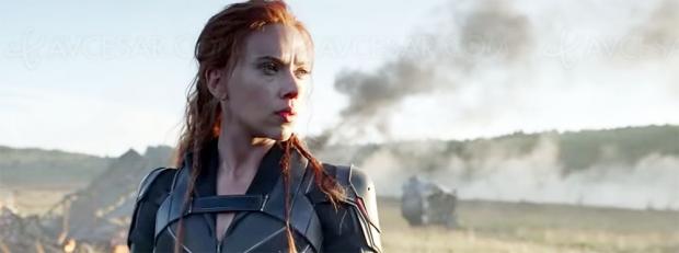 Énorme bande‑annonce de Black Widow avec Scarlett Johansson et Florence Pugh