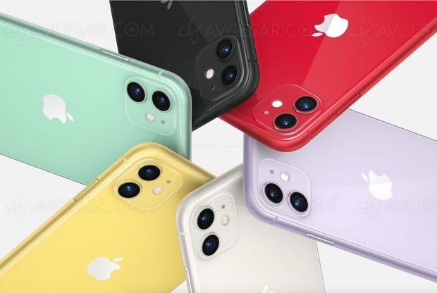 Deux sorties d'iPhone par an à partir de 2021 ?