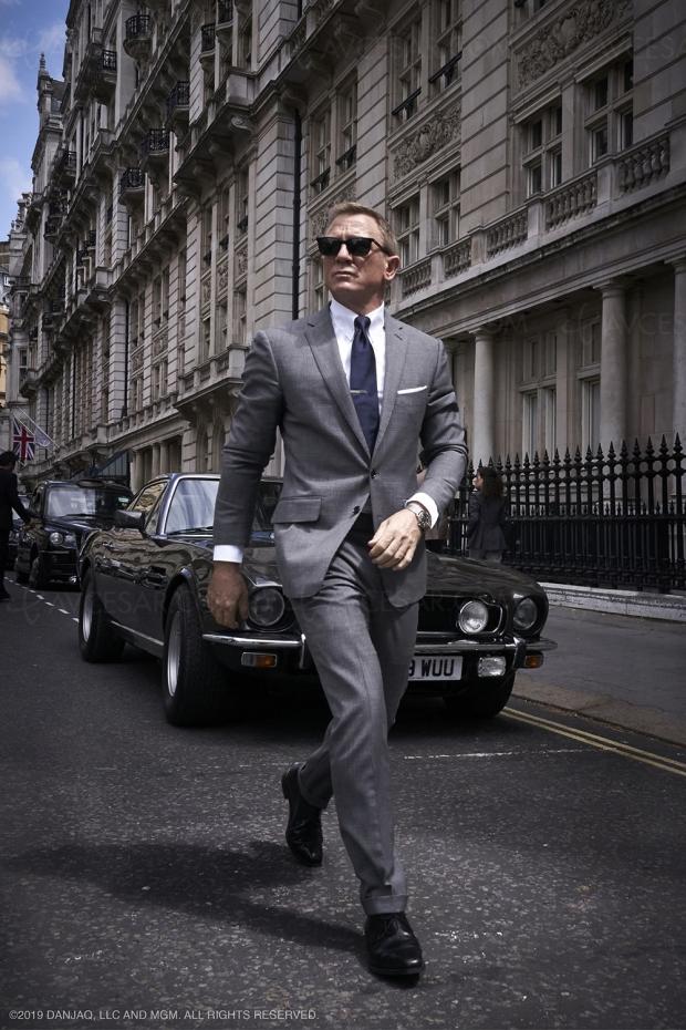 No Time to Die, première bande-annonce du prochain James Bond