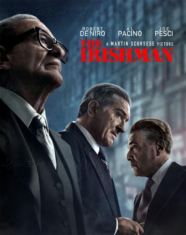Les chiffres The Irishman de Martin Scorsese, Netflix prend une décision