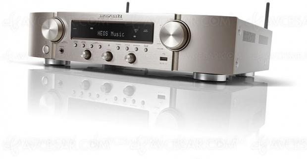 Test amplificateur stéréo Marantz NR1200, en ligne