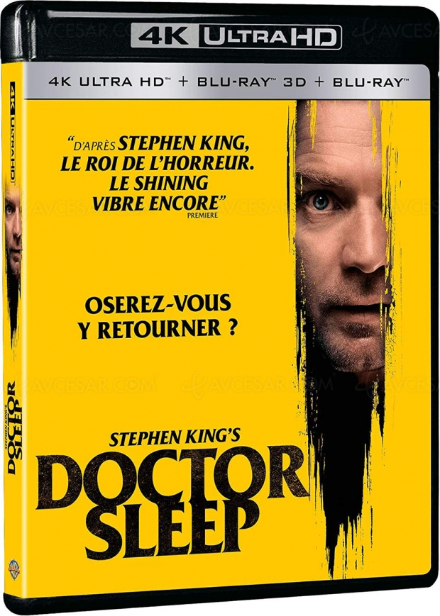 Doctor Sleep, la suite de Shining bientôt en 4K Ultra HD