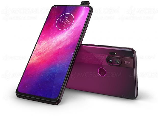 Smartphone Motorola One Hyper, le meilleur rapport qualité‑prix de la gamme 2019
