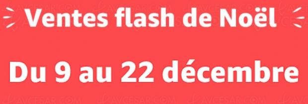 Ventes flash Noël 2019 > Amazon, 6 472 produits à prix incroyable, jusqu'à -94% de remise