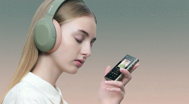 Test baladeur Walkman Sony NW‑A105, en ligne