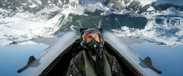 Dans les coulisses de Top Gun Maverick : Tom Cruise bluffant !