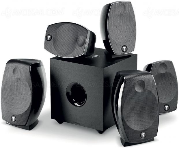 Test Focal Sib Evo 5.1.2, pack enceintes Dolby Atmos et DTS:X
