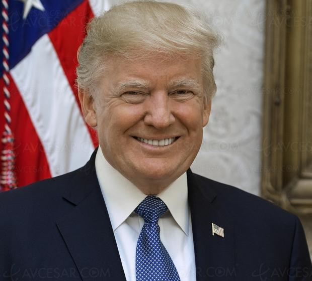 Record de ventes en ligne aux USA, Donald Trump très (trop ?) fier
