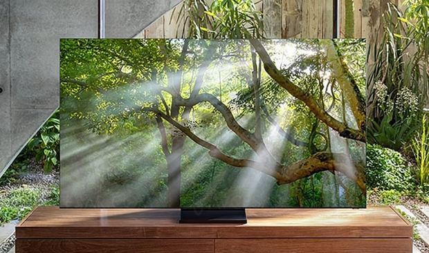CES 20 > TV QLED Samsung réellement sans bords en approche