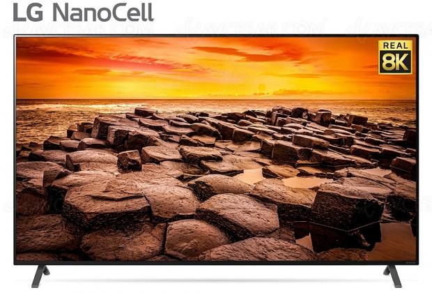 CES 20 > TV LED Ultra HD 8K NanoCell LG Nano95, LG Nano97 et LG Nano99 : processeur Alpha 9 Gen 3