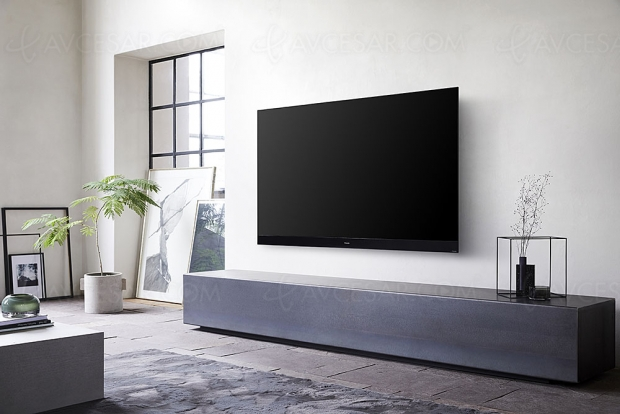 CES 20 > TV Oled Panasonic HZ2000, 55'' et 65'' : HDR Dolby Vision IQ/HDR10+, HCX Pro Intelligent, HDR10+, HDR Photo, Dolby Atmos…
