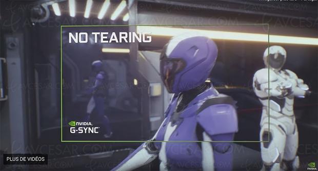 CES 20 > TV Oled LG 2020 : 12 références compatibles nVidia G‑Sync