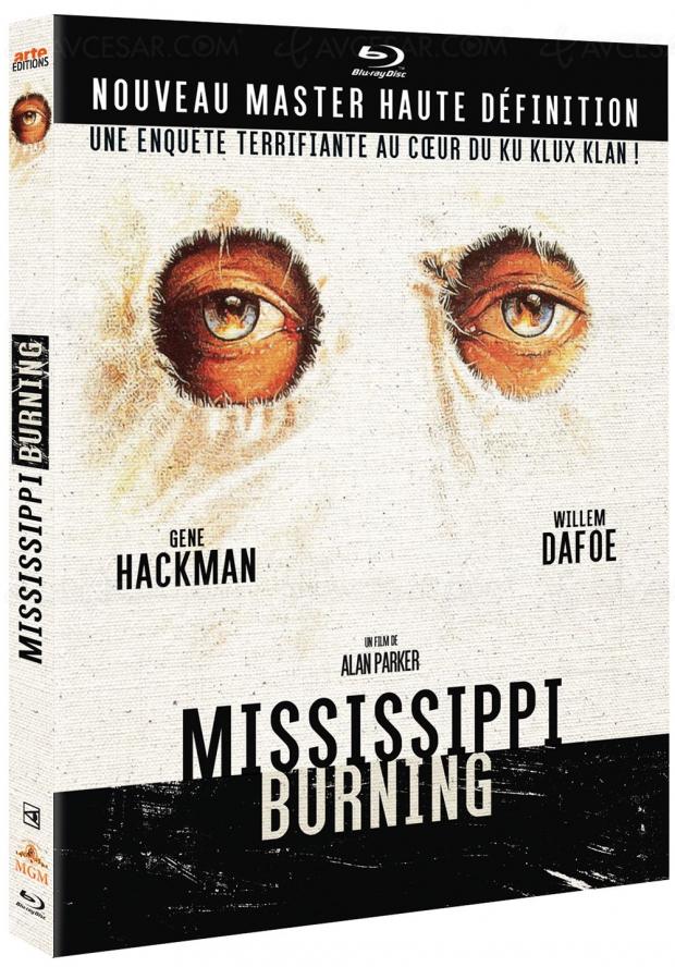 Mississippi Burning, nouveau scan 4K pour le film d'Alan Parker