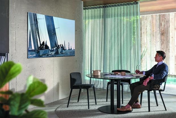 CES 20 > TV QLED Ultra HD 8K Samsung Q950T, mise à jour prix indicatifs
