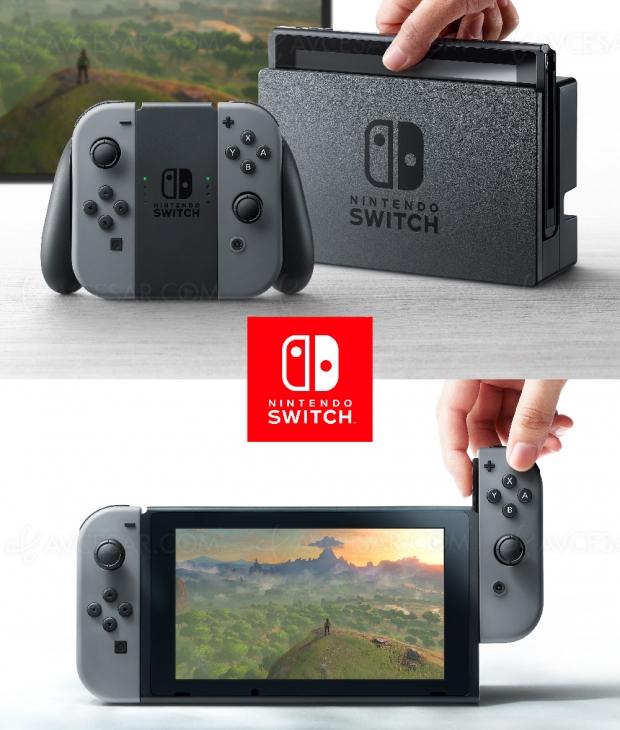 Nouvelle Nintendo Switch Pro, sortie en été ?