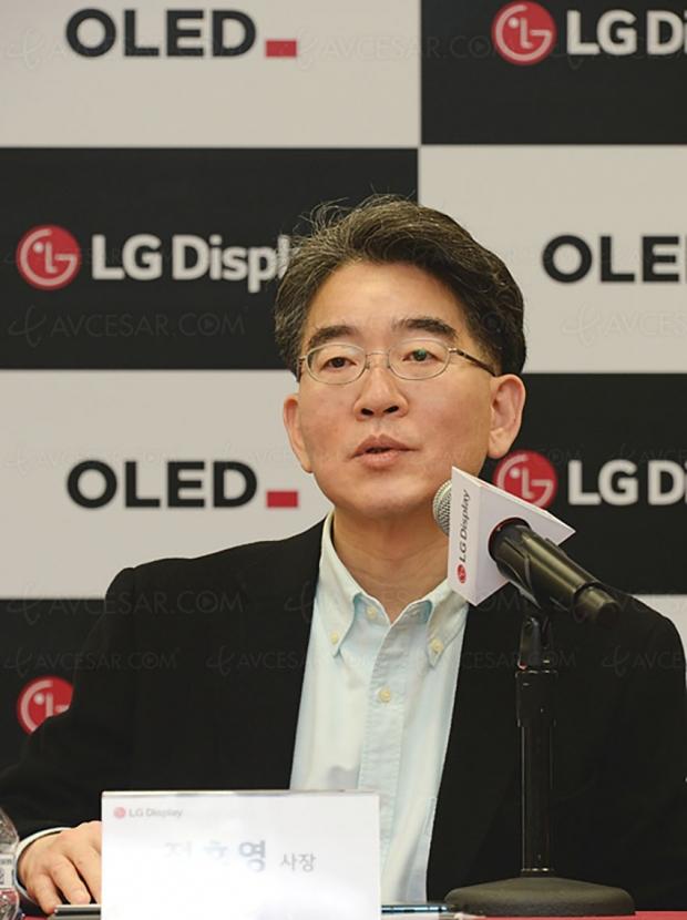 CES 20 > LG Display stoppe la production LCD en Corée du Sud dès fin 2020